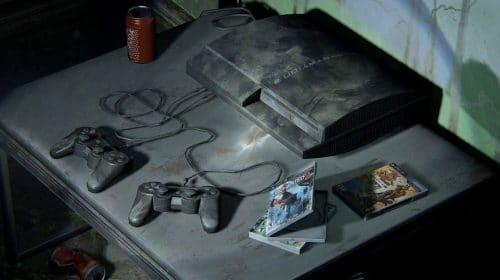 The Last of Us 2: fã descobre que não é possível atirar em um PS3