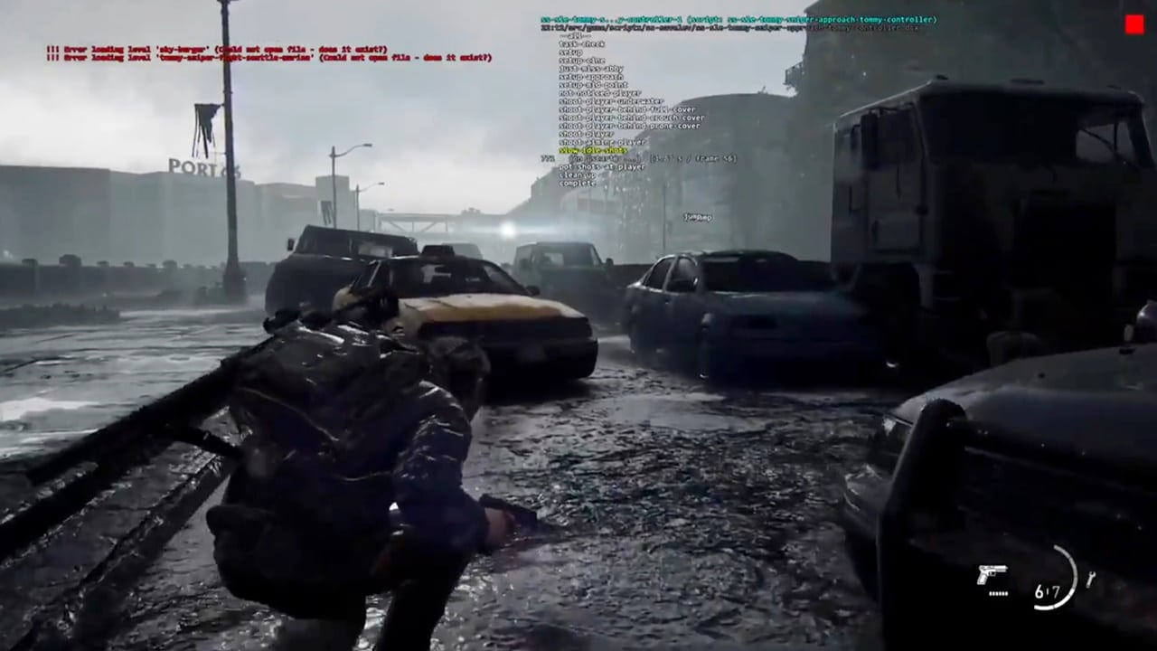 Cena de The Last of Us 2.