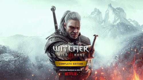 Versão de PS5 de The Witcher 3 terá itens da série da Netflix