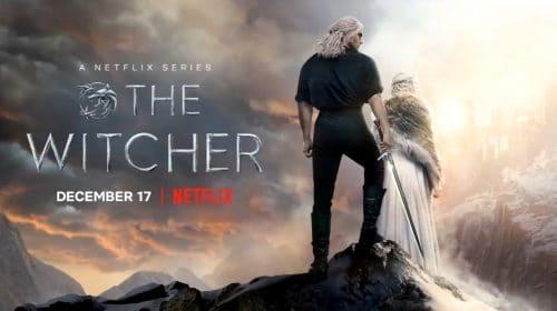 Anota aí! 2ª temporada de The Witcher chega em 17 dezembro