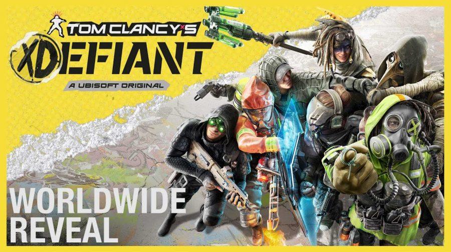 Tom Clancy's XDefiant é o