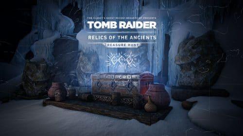 Ghost Recon Breakpoint recebe crossover com Tomb Raider nos 20 anos da franquia