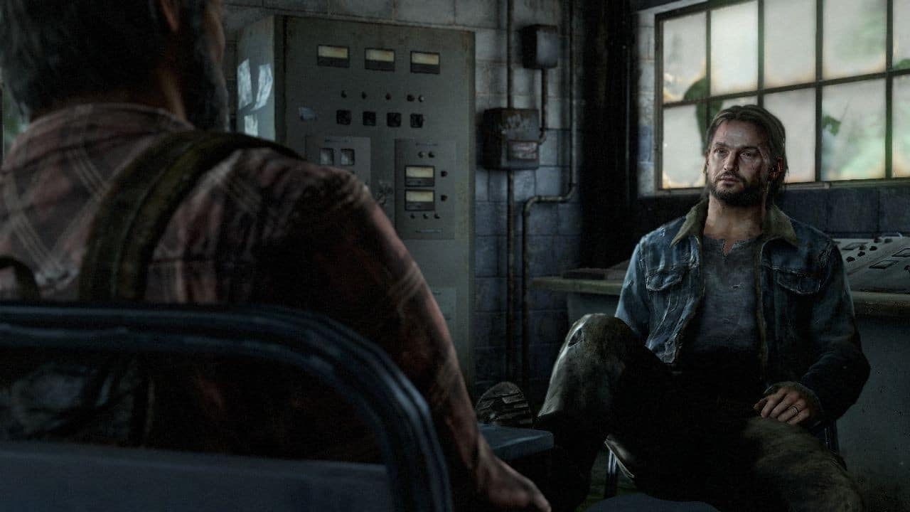 Tommy - personagens de The Last of Us
