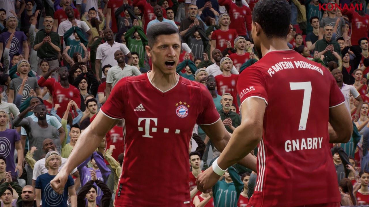 Tudo sobre eFootball, o novo PES - Jogadores do Bayern