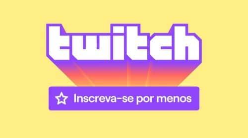 Twitch reduz para R$ 7,90 o preço de inscrições no Brasil