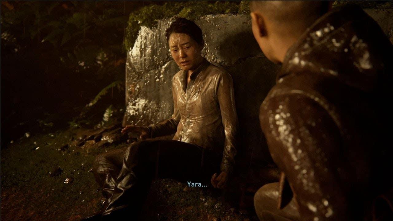 Yara - personagens de The last of Us parte II