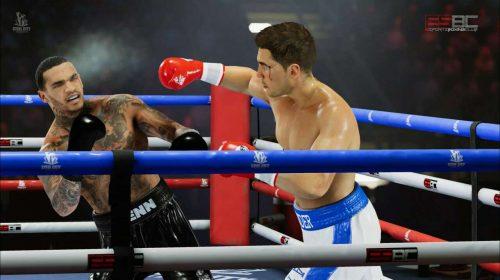 Gameplay de eSports Boxing Club impressiona pelos gráficos
