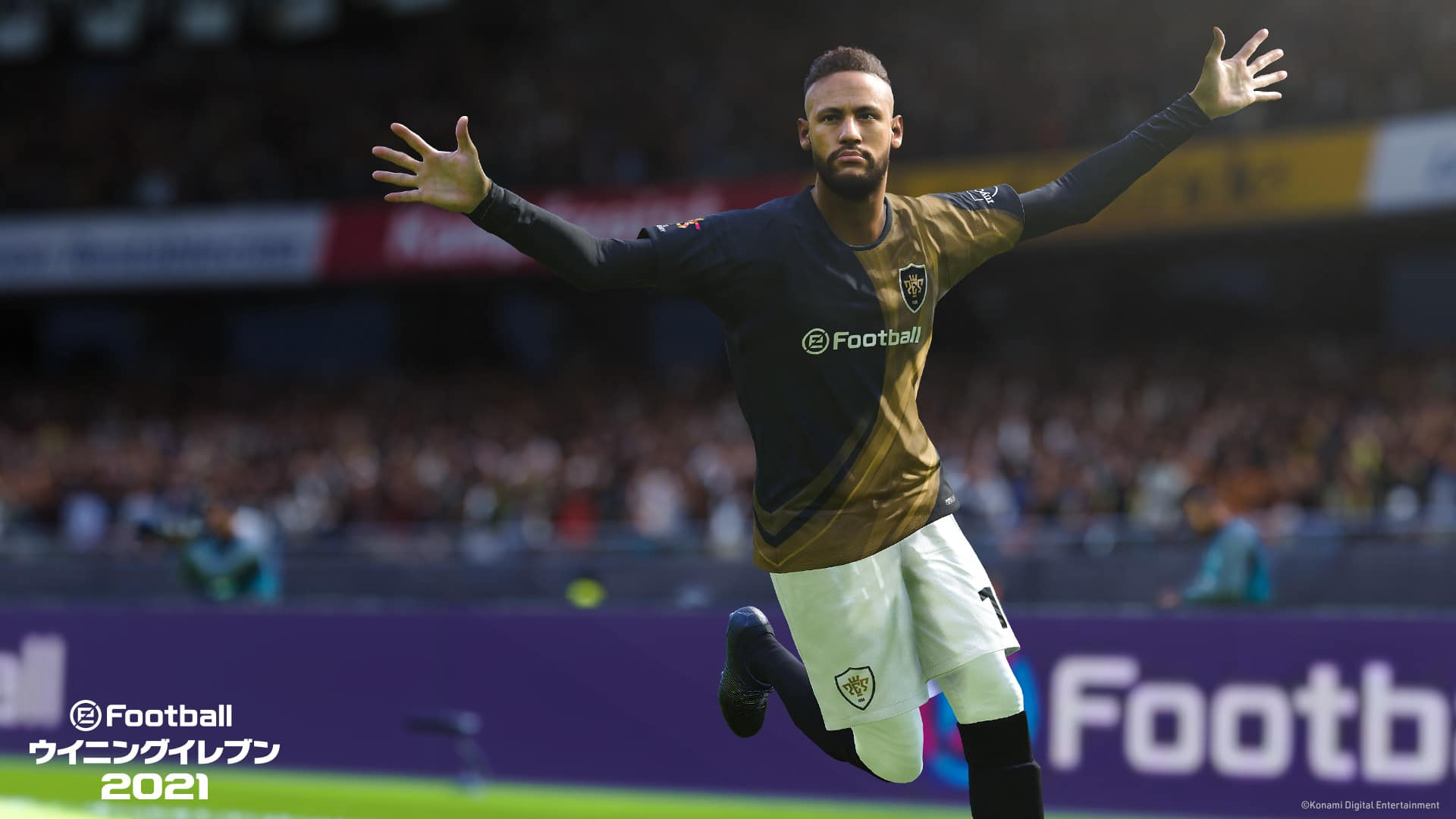 Neymar no PES 2022