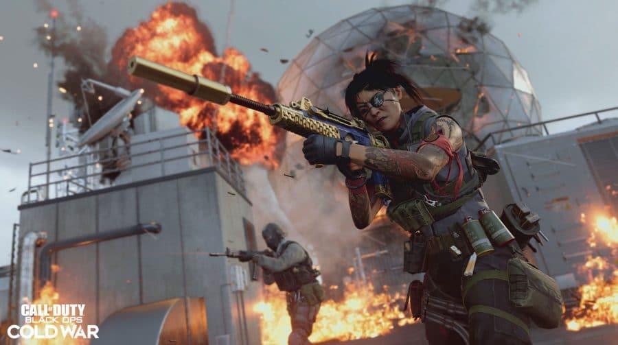 5ª temporada de Black Ops Cold War terá mudanças em rifles, SMGs e pistolas duplas