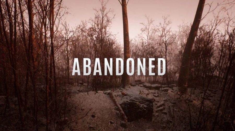 Imagens oficiais de Abandoned apareceram na internet