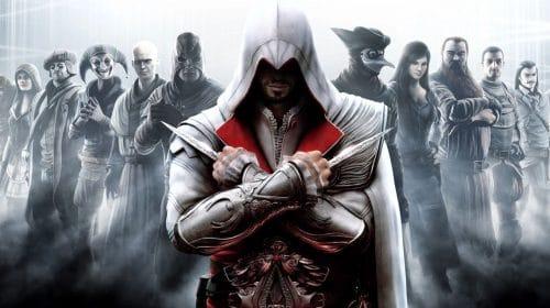 Requiescat in pace! Traje de Ezio Auditore está disponível em Assassin's Creed Valhalla