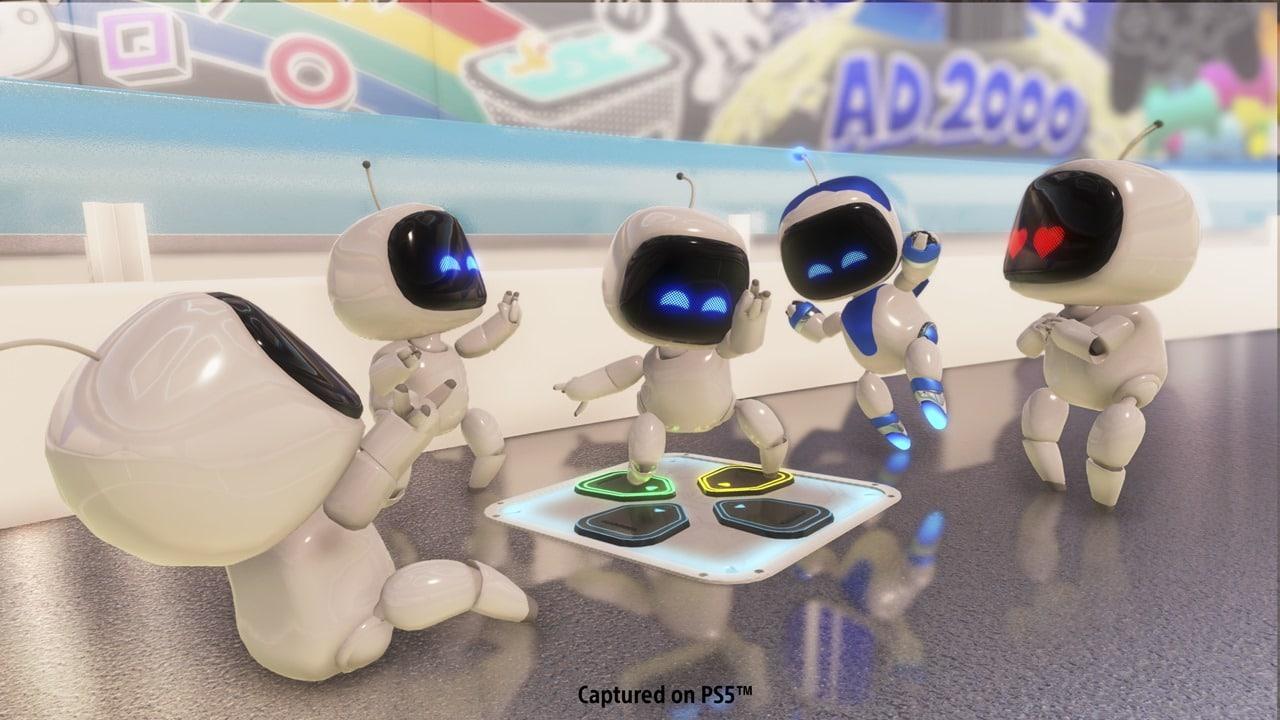 Astros's Playroom, da Team Asobi