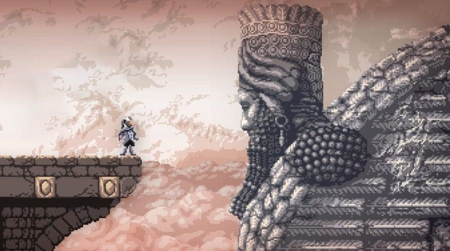 Surpresa! Axiom Verge 2 está disponível para PlayStation 4