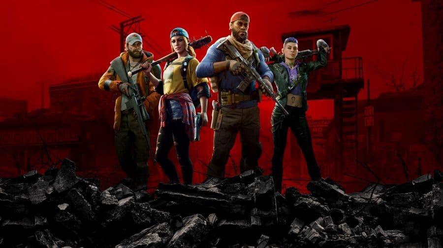 Beta aberto de Back 4 Blood já está disponível no PS4 e PS5; baixe aqui