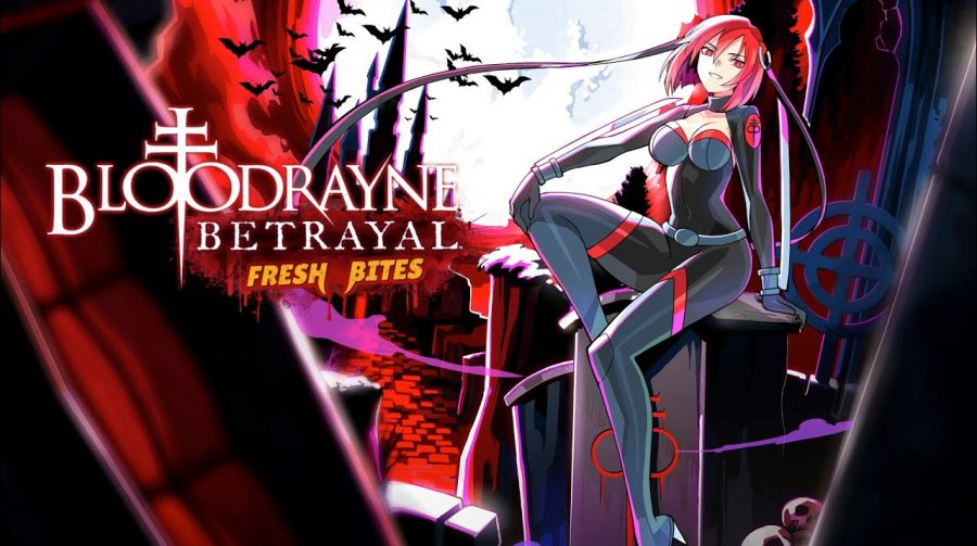 BloodRayne Betrayal: Fresh Bites, remaster de clássico 2D, chega em setembro