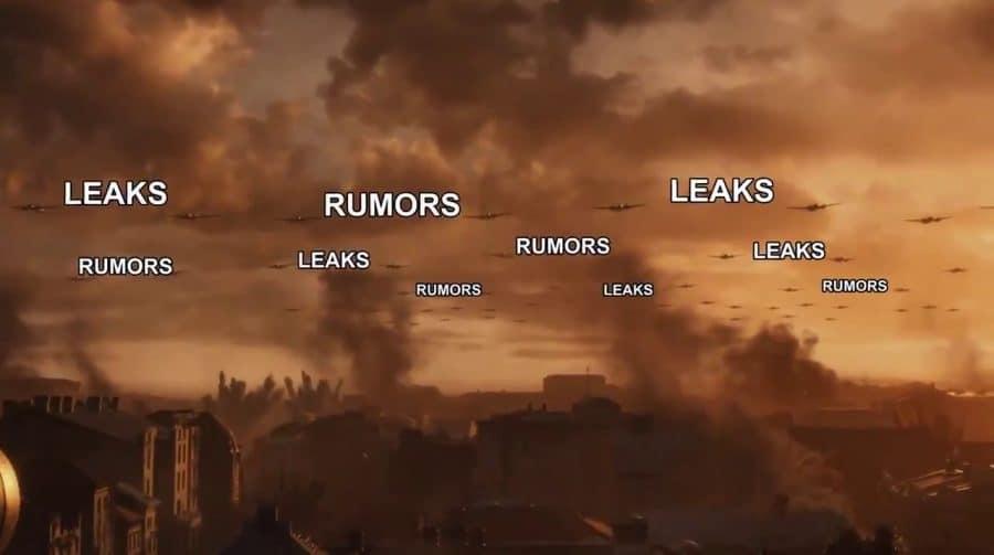 Perfil oficial de Call of Duty brinca sobre supostos vazamentos do novo CoD