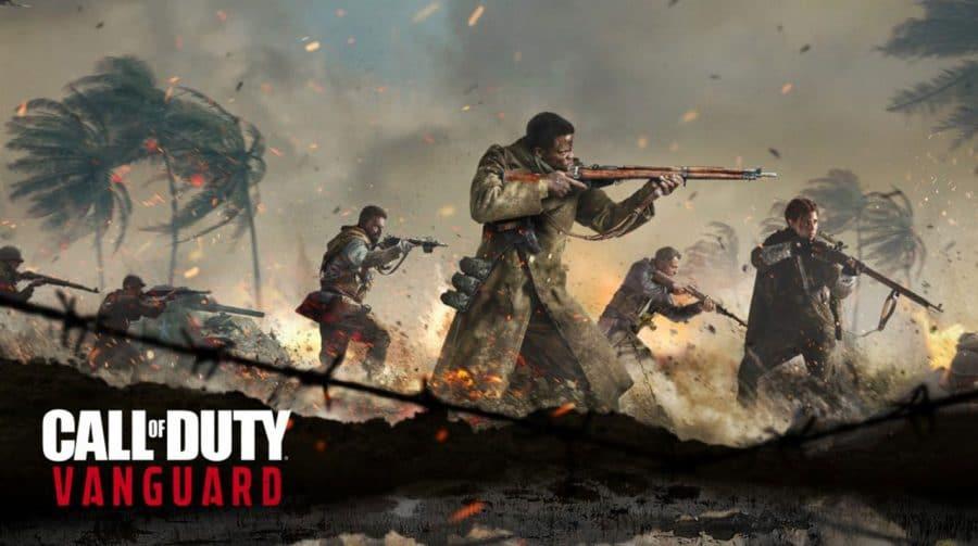Analista espera que Call of Duty: Vanguard seja o jogo mais vendido do ano nos EUA