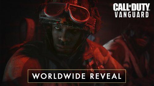 Call of Duty: Vanguard é mostrado com trailer explosivo; lançamento em novembro!