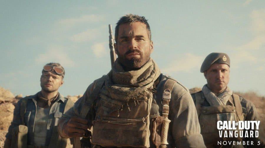 Veja o trailer revelação de Call of Duty: Vanguard dublado em PT-BR