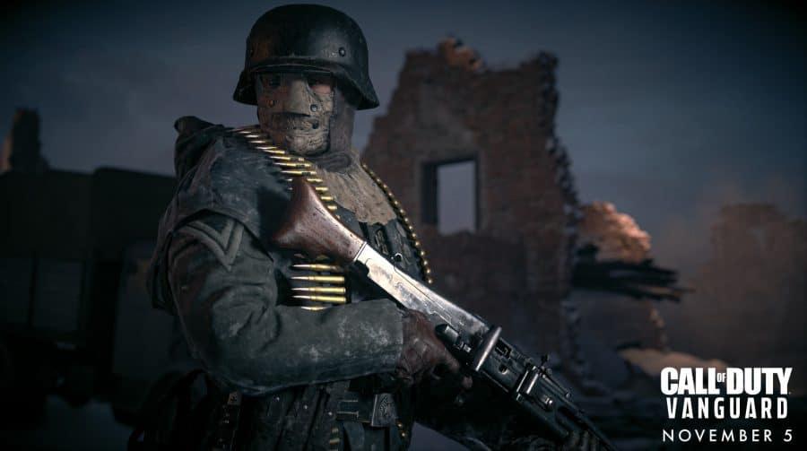 Jogadores descobrem detalhes sobre criações de classe em Call of Duty: Vanguard