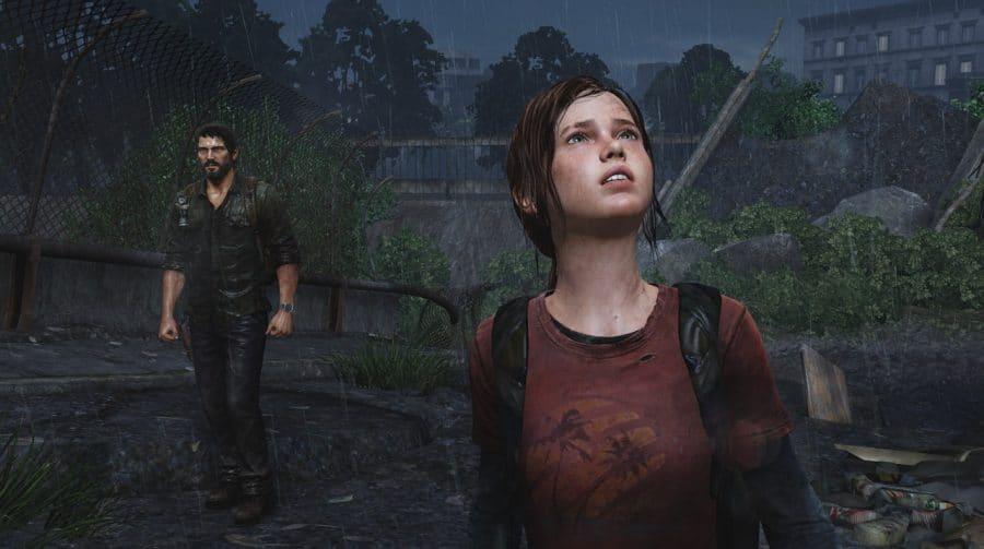 Fotos mostram os cenários sendo construídos na série de The Last of Us