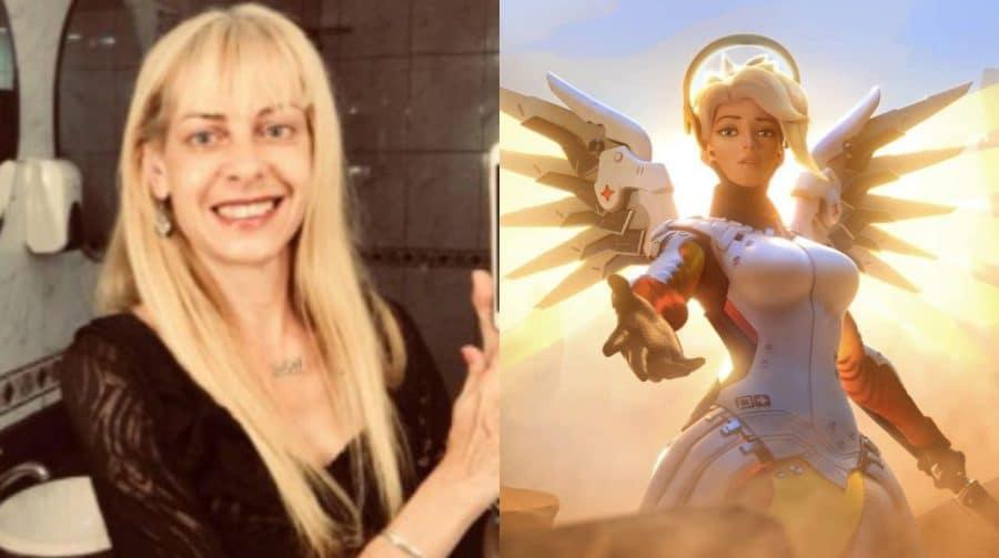 Christiane Louise, dubladora de Mercy em Overwatch, falece aos 49 anos