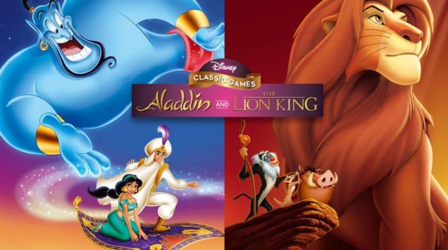 Em coletânea, Aladdin, Rei Leão e Mogli podem chegar ao PlayStation 4