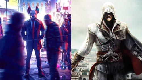 Crossover de Assassin's Creed em Watch Dogs Legion chega no dia 24