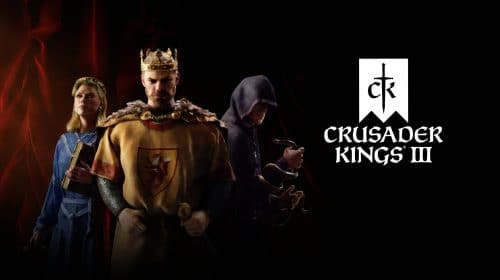 Chegando aos consoles? Crusader Kings III é classificado para PlayStation 5