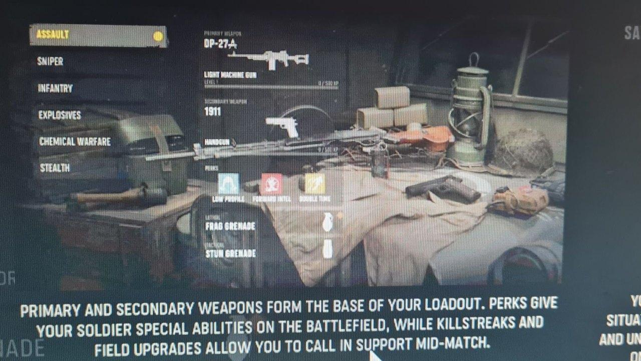 Customização de Call of Duty: Vanguard