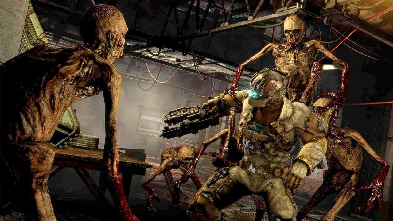 Cena de Dead Space