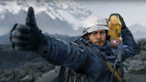 Gameplay de Death Stranding Director's Cut exibe melhorias no PS5
