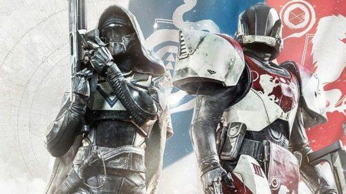 Equipamentos exóticos de Destiny 2 são desativados no competitivo