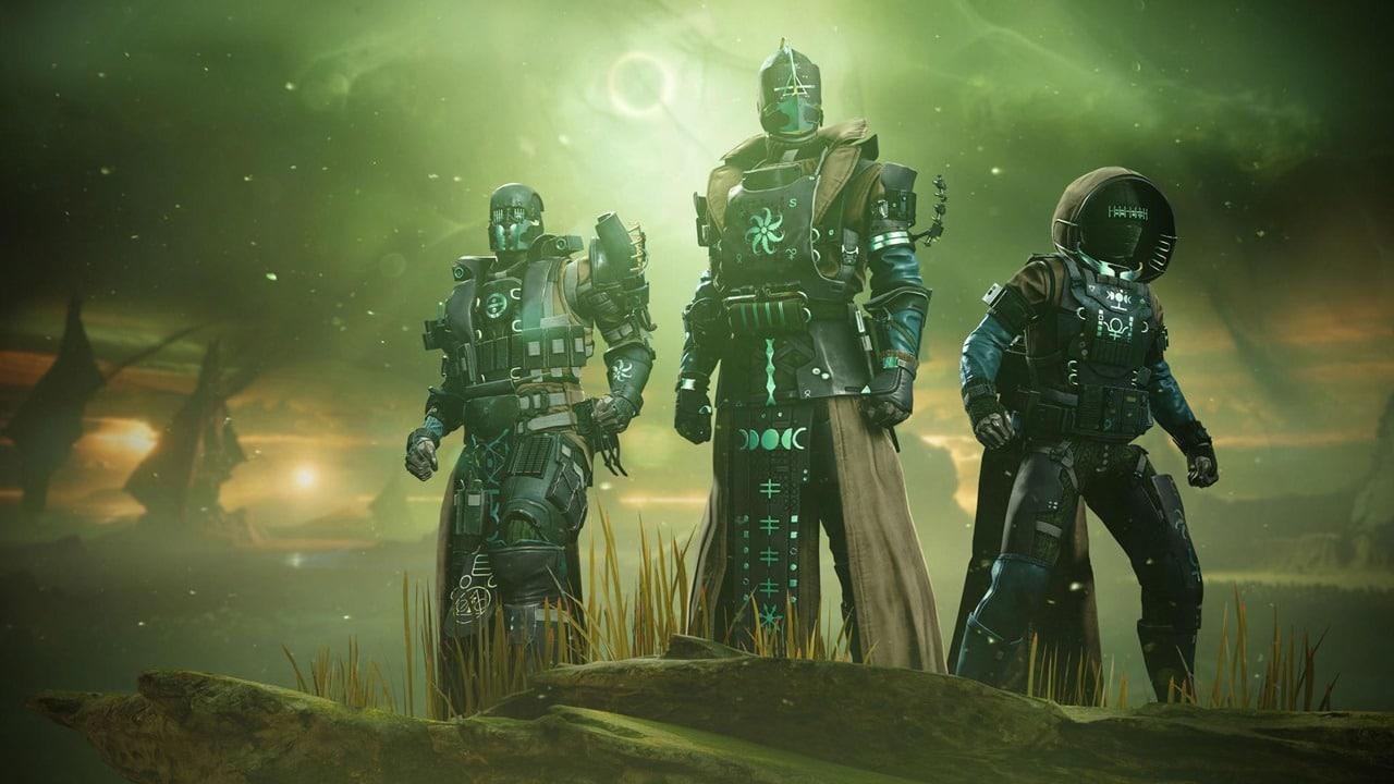 Nova expansão de Destiny 2.