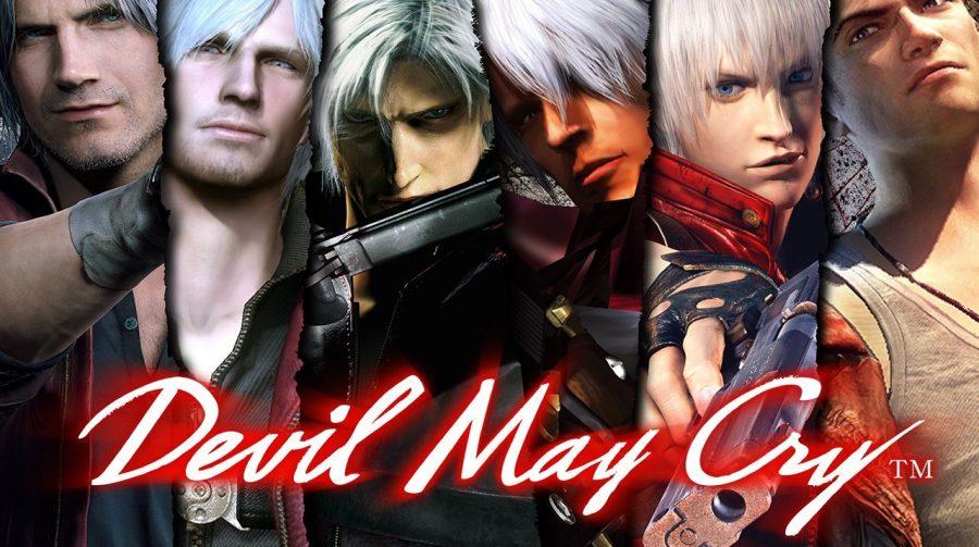 Capcom celebra 20 anos do lançamento do primeiro Devil May Cry