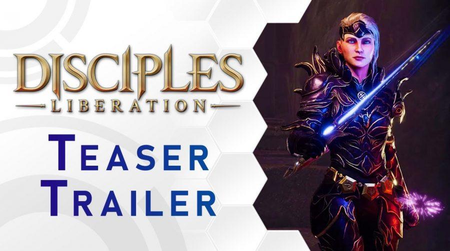Disciples: Liberation, RPG tático com 80h de campanha, será lançado em outubro