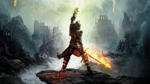 Dragon Age não teria dragões e nome foi escolhido aleatoriamente