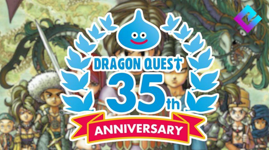 Dragon Quest: Square Enix quer opinião dos fãs para ditar os rumos da franquia