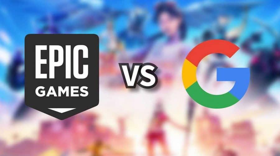 Google tentou comprar a Epic Games, segundo documento