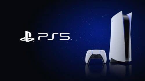 Sony garante componentes para fabricação de mais PlayStation 5