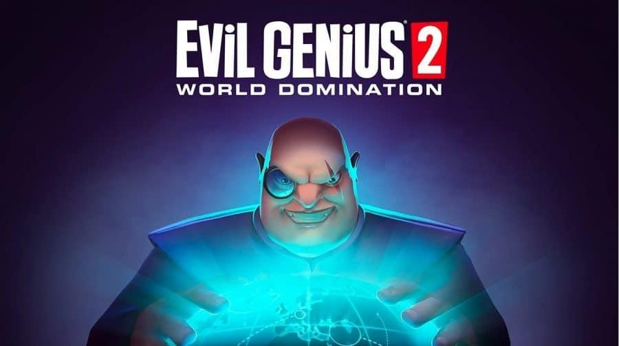 Evil Genius 2: World Domination chega ao PS4 e ao PS5 no fim de 2021