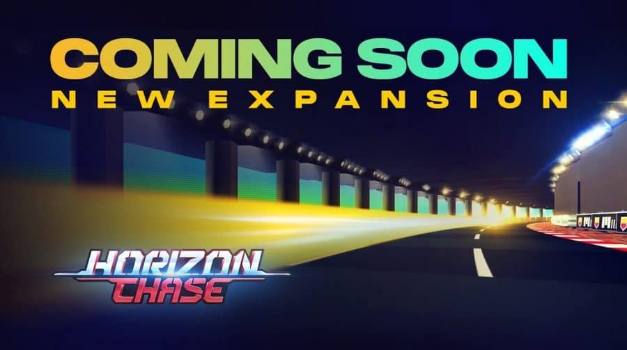 Jogo brasileiro, Horizon Chase Turbo pode ter crossover com a Fórmula 1