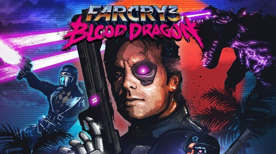 Far Cry 3 Blood Dragon Classic Edition recebe classificação nos EUA e pode ser standalone