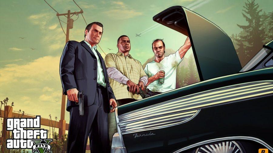Um monstro! GTA V chega a 150 milhões de cópias vendidas