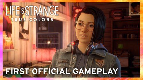 Square Enix divulga 13 minutos de gameplay de Life is Strange: True Colors
