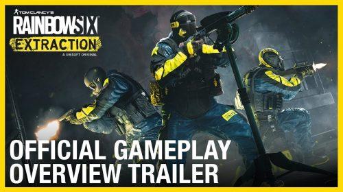 Ubisoft detalha gameplay em novo trailer de Rainbow Six Extraction