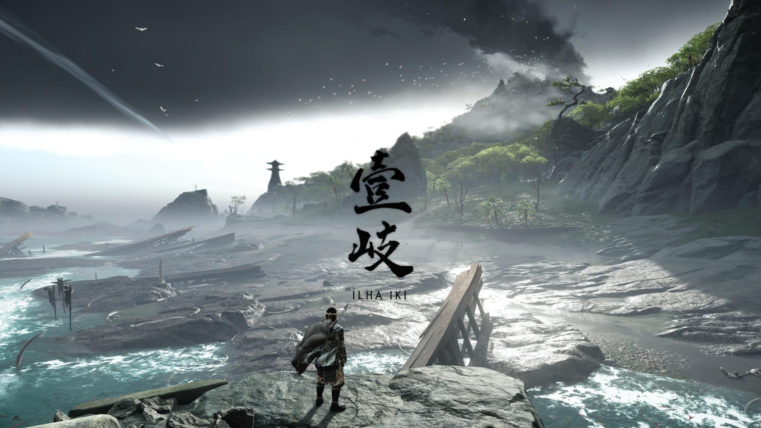 Ghost of Tsushima Director's Cut leva o jogador à Ilha Ikki