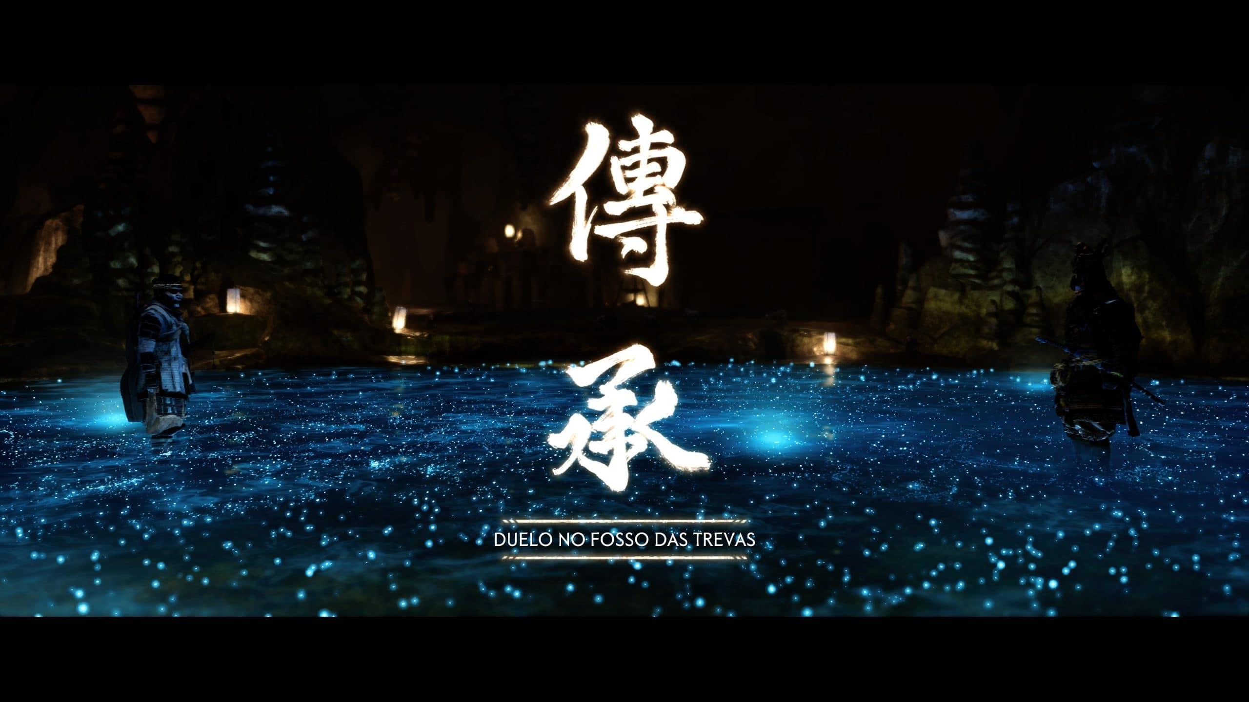 Duelos são parte fundamental de Ghost of Tsushima Director's Cut
