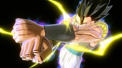 Gogeta (DB Super) entrará no elenco de lutadores de Dragon Ball Xenoverse 2