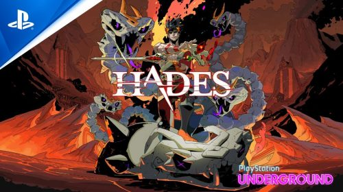 Vídeo mostra 24 minutos de gameplay de Hades no PlayStation 5